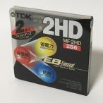 TDK 2HD フロッピーディスク MF2HD-256X2P(2枚組)
