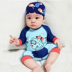 キッズ 水着 子供 男の子 水着 スイムウェア ジュニア 赤ちゃん ベビー  セパレート ラッシュガード 水泳 男の子 スイミング スクール 水着
