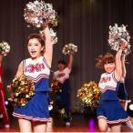 チアガール 衣装 チア チアリーダー 衣装 女の子 キッズ 子供 チアダンス ユニフォーム ダンスウェア 応援衣装 ダンス衣装 ステージ衣装