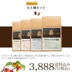 コーヒー 豆4種類セット