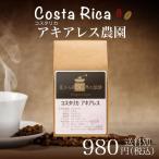 コーヒー シングルオリジン サードウェーブ コスタリカ アキアレス農園180g