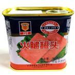 Shank - 梅林火腿罐頭 午餐肉 方形 340g ランチョンミ−ト(午餐肉缶頭) 中国上海 豚肉