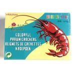 萬代蘭 龍蝦片(えびせん)五色  Colorful Prawn Crackers (Vanda Original ) 227g
