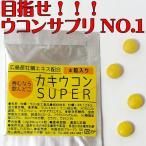 カキウコンスーパー4粒入り 通常199円 カキウコンSUPER 牡蠣エキス サプリメント 健康食品 牡蛎 かき うこん