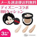 限定商品 THEFACESHOP BB パワー パーフェクション クッション PF50+ PA+++ ミッキーマウス ザ フェイスショップ Disney クッションファンデ