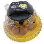 自動温度コントローラー付小型孵卵器ミニエコ