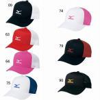 ミズノ キャップ(メッシュ) ユニセックス A75BM012 テニス ソフトテニス 帽子 MIZUMO2017年春夏モデル 在庫品