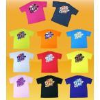 【2014年チトセスポーツオリジナル】ミズノ限定バドミントン・テニスTシャツ a75tm340-17 「現状打破」(ユニセックス) 在庫品
