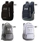 アンダーアーマー UAハッスルバックパックIIAAL3707スポーツバッグ 通勤 通学 リュックサック バッグパック デイパック かばん バッグ UNDER ARMOUR 在庫品