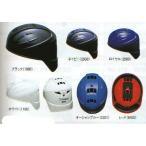 ゼット キャッチャーズヘルメット BHL35R(一般軟式用キャッチャー防具)