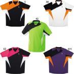 ゴーセン ゲームシャツ T1406 在庫品 バドミントン テニス ポロシャツ ゲームウエア ユニセックス 男女兼用 30%OFF! GOSEN 2014年モデル
