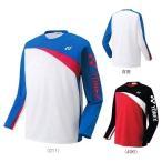 ヨネックスロングスリーブTシャツ 16311バドミントン テニス ウエア 長袖 ユニセックス YONEX 2017年秋冬モデルゆうパケット(メール便)対応 在庫品