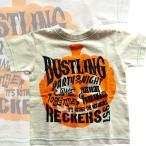 (90cm/95cm)メール便 送料無料 1歳から2歳くらいになったら 半袖Tシャツ  レッカーズ スカル 子供服  半額セール 50%OFF SALE