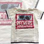 (80cm/90cm/100cm)メール便 送料無料 1歳から2歳くらいになったら 半袖Tシャツ  レッカーズ スカル 子供服 半額セール 50%OFF SALE