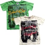 (80cm/90cm/95cm/100cm)メール便 送料無料 1歳から2歳くらいになったら 半袖Tシャツ レッカーズ 半額セール 50%OFF SALE