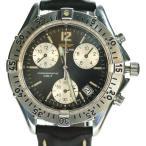 腕時計 ブライトリング コルト クロノグラフ A53035 送料無料 中古