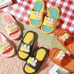 シャワーサンダルスリッパ子供用サンダルキッズ子供靴夏ビーチサンダルジュニア部屋履きシューズ散歩