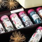 (お中元)6種のチョコを透明で美しいケースに詰め合わせた最高級ギフト★クィーンズギフト(6ケースセット)(ギフト チョコレート スイーツ)