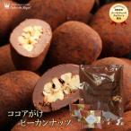 (ギフト お返し)ピーカンナッツ(ペカンナッツ)使用、全国菓子大博覧会受賞!ココアがけピーカン120g/袋)(プレゼント チョコレート 義理チョコ)