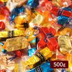 宝石のようなキラキラ輝く個包装に入った7種類のチョコレート。