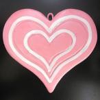 エケコ人形用お願い事パーツ ★ピュアハート(ピンク)【恋愛運、結婚運】 ※今なら、約40cmの取り付け用ヒモ付き!!