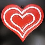 エケコ人形用お願い事パーツ ★ピュアハート(赤色)【恋愛運、結婚運】 ※今なら、約40cmの取り付け用ヒモ付き!!