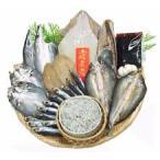 沙猛鱼 - ★送料無料 「海の幸うまいもの」詰め合わせ 土佐の名産塩干ものと鰹たたきなどのセット★