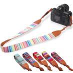 ショッピング一眼レフ ストラップ デジタルカメラ/一眼レフカメラ用/オシャレなカメラストラップ/斜めがけ/カメラ女子もカメラ男子も必見 おしゃれ