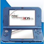 A354 New 3DS LL用 液晶保護フィルムシール