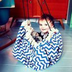 おもちゃ入れ プレイマット お片付けバッグ ストレージバッグ インテリア おもちゃ箱 収納ケース ファブリック ベビー キッズ 赤ちゃん 【メール便不可】