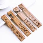 木製物差し 直線定規 原木 可愛いものさし 新学期 学生文房具 15CM 4種タイプ可選