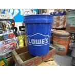 LOWE'S 5ガロン プラスチックバケツ  ロウズ アドバタイジング アメリカ雑貨 アメリカン雑貨