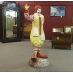 Vintage MacDonalds 等身大フィギュア ドナルド人形