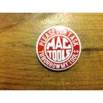 缶バッチ 〔MACTOOL〕 モーター/アドバタイジング カンバッチ アメリカ雑貨 アメリカン雑貨