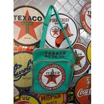 テキサコ エアラインバッグ トランプ柄 TEXACO アメリカン雑貨