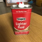 �ƥ����� �饤���� ������� TEXACO Lighter Fluid ������ơ���