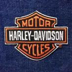 ワッペン HARLEY DAVIDSON ハーレー ダビッドソン バー&シールド ロゴ #156