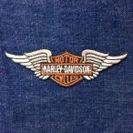 ワッペン HARLEY DAVIDSON ハーレー ダビッドソン ウィング #157