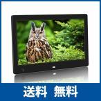 デジタルフォトフレーム 10.1インチ 1280*800解像度 IPS視野角 バックライト液晶 人感センサー MUHEN 写真 ビデオ 音楽 写真再生