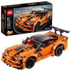 レゴ(LEGO) テクニック シボレー コルベット ZR1 42093 知育玩具 ブロック