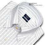 ショッピングシャツ ワイシャツ Yシャツ メンズ 長袖 | CHOYA SHIRT FACTORY | 綿100% 形態安定加工 ダブルストライプ スナップダウン おしゃれ
