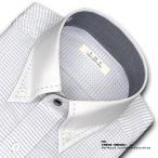SHIRT MAKER CHOYA | ワイシャツ・長袖・ドビーチェック・ハンドステッチ・形態安定加工