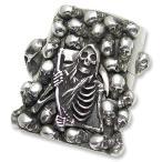 STANLEY GUESS(スタンリーゲス):Multi Skull w/Grim Reaper Zippo(マルチスカルw/グリムリーパージッポ)