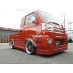 ハイゼットトラック 標準 S500P エアロ3点セットダクト有り Novel 翔プロデュース