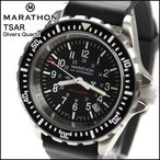 MARATHON TSAR Divers Quartz 300M マラソン ティーサー クォーツ ダイバーズ WW194007