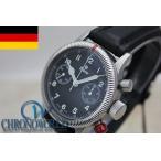腕時計 メンズ TUTIMA チュチマ Ref.783-01 Flieger Chronograph 1941 フリーガークロノグラフ ミリタリーウォッチ ドイツ(宅)