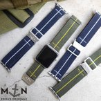 Apple Watch 時計 バンド ベルト MN STRAP MARINE NATIONAL マリーンナショナル MNストラップ for Apple Watch Series2/3/4