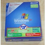 (新品)Microsoft Windows XP Professional Service Pack 2 Windows XP Home Edition ユーザー限定 ステップ アップグレード