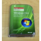【中古品】Microsoft Windows Vista Home Premium アップグレード版