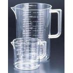 計量カップ アクリル水マス 計量カップ 2L
